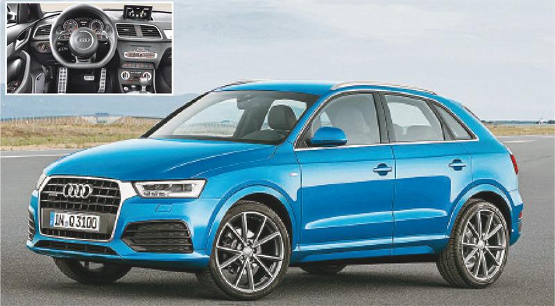 Nouvelle Audi Q3: «Q» comme qualité!