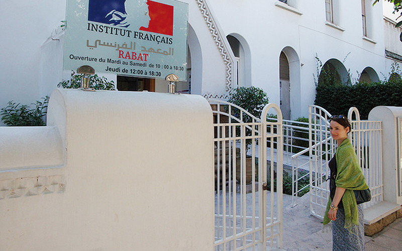 Spectacle d'improvisation théâtrale  à Rabat et Casablanca