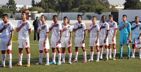 Coupe arabe des – 17 ans  : Le Maroc a terminé à la 3è place