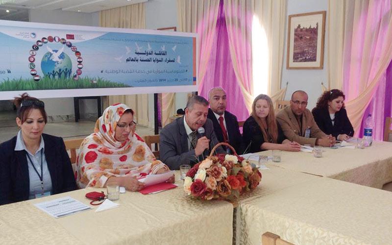 Laâyoune: Les atouts de la région expliqués aux ambassadeurs du monde