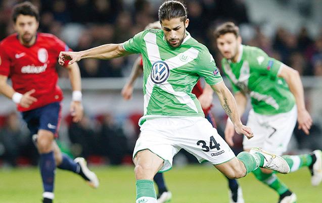 Ricardo Rodriguez jusqu'en 2019 à Wolfsburg ?