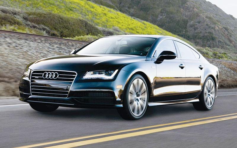 Quand Audi aligne 14 pays avec un seul plein !