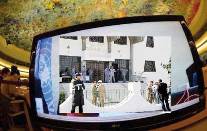 Réforme de la justice militaire: L'ONU rend hommage  au Maroc