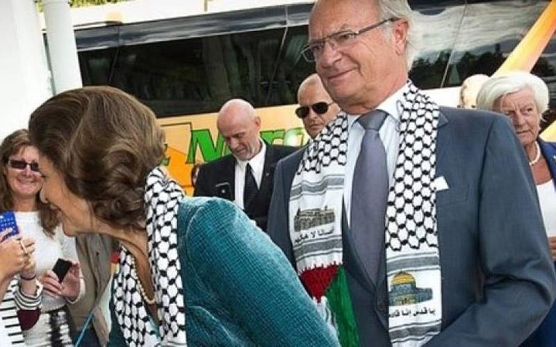 La Suède reconnaît officiellement l'État Palestinien