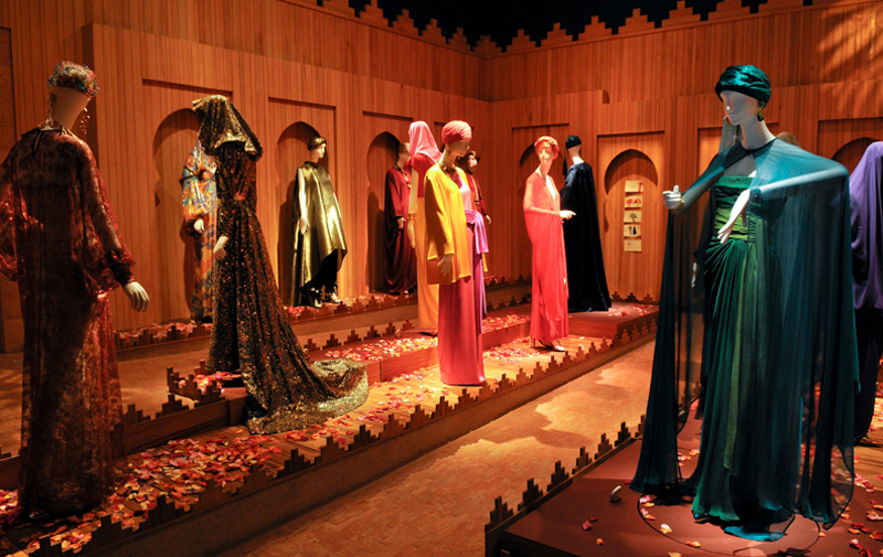 Un musée Yves Saint Laurent ouvrira à Marrakech en 2017