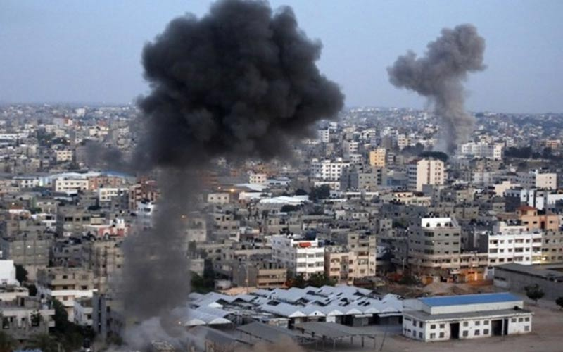 Raids israéliens sur Gaza: Six Palestiniens tués, dont une femme
