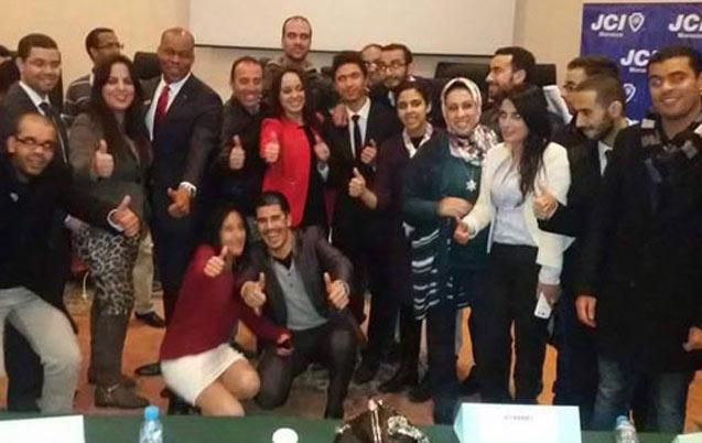 Jeune Chambre Internationale Maroc: Trois stratégies prévues pour 2015