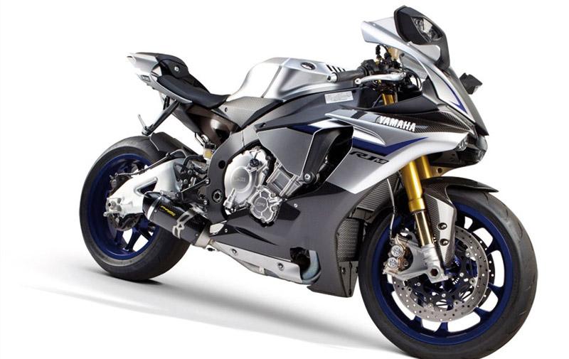 Mifa Motors: La Yamaha YZF-R1M est là!