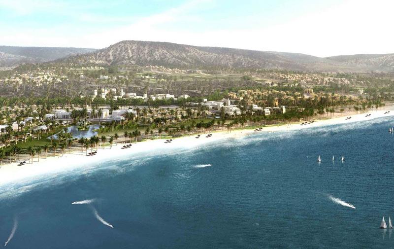 Agadir : La 1ère phase de Taghazout Bay quasi achevée