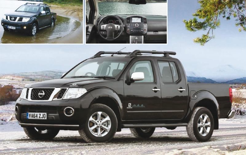 Nissan Navara : Mastoc bien viril