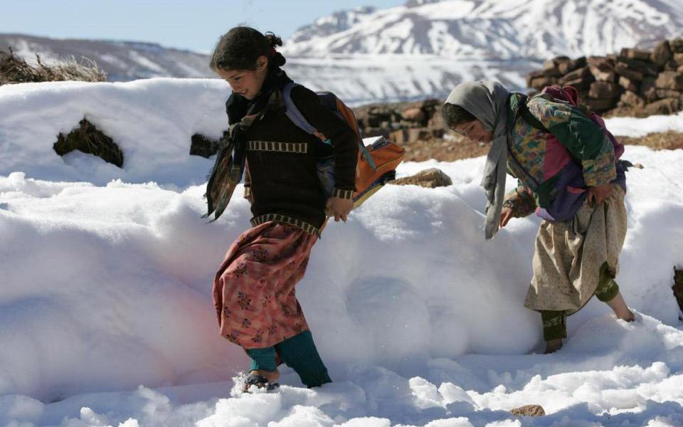 Province de Midelt : Plusieurs femmes enceintes et des malades secourus dans des conditions climatiques très difficiles