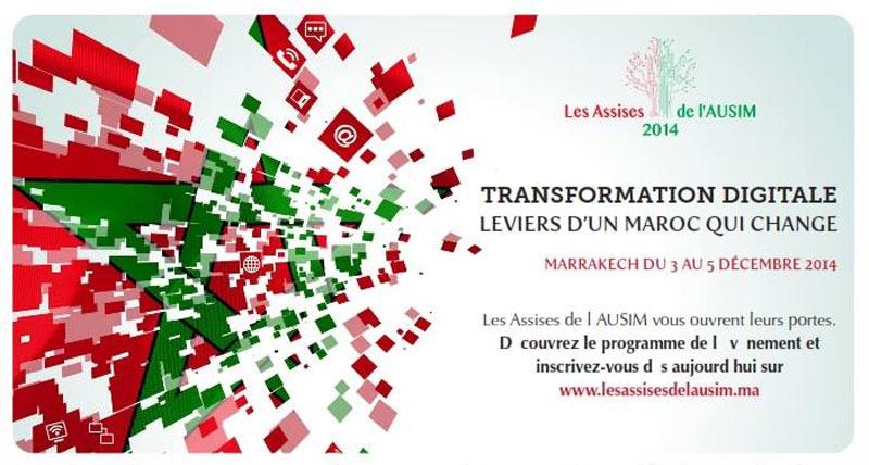 3èmes assises de l'AUSIM: Développer la confiance numérique pour réussir la transformation digitale