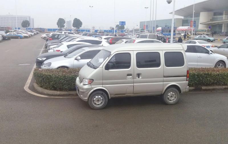 Ces véhicules qui n'existent qu'en Chine…