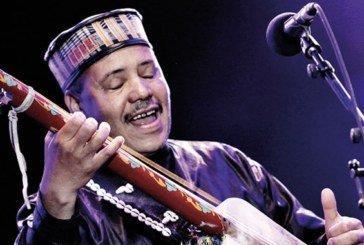 Tournée musicale de Majid Bekkas en Belgique et aux Pays-Bas