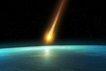 La chute d'une météorite capturée en vidéo en Nouvelle Ecosse