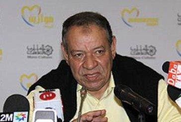 Mawazine : Abdelhadi Belkhayat sur scène le 4 juin au théâtre  national Mohammed V