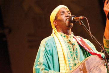 Rencontre avec Hassan Boussou, le plus jeune des Maâlems gnaouis
