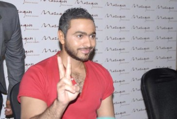 Tamer Hosni se produira au Maroc le 11 avril !