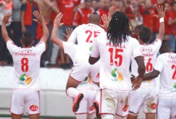 Ligue des champions d'Afrique: Le WAC préserve la tête du groupe
