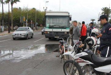 La Caravane de la sécurité  routière démarre