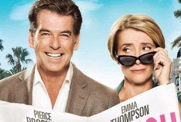 Cinéma : «Duo d'escrocs» avec Pierce Brosnan