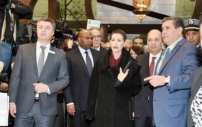 Diplomatie et agriculture: Le Maroc fait les choses en grand