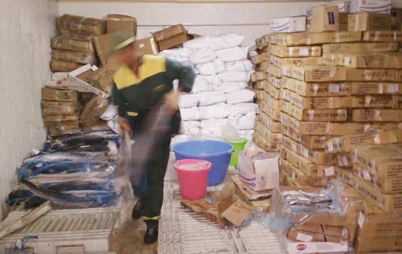 Saisie de 15 tonnes de poisson avarié à Casablanca: Joli coup de filet