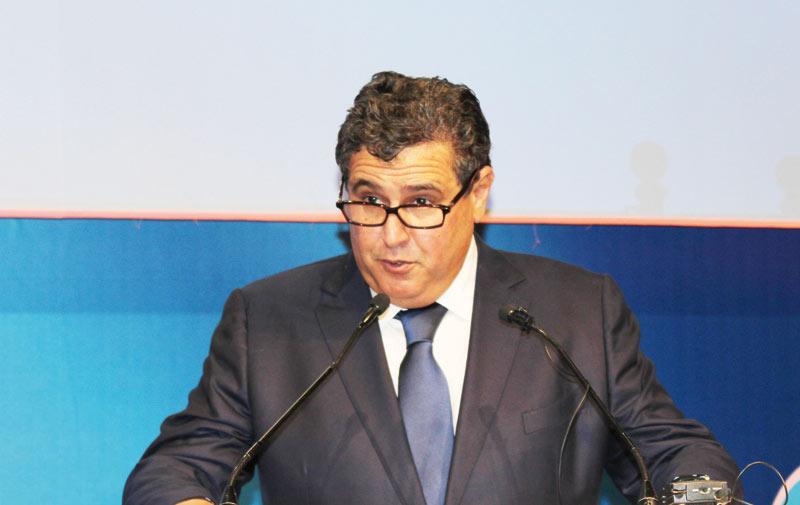 Akhannouch au Forum  «Agriculture et changement climatique» à Paris