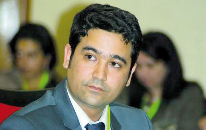 Zakaria Sadik préside le MGBC