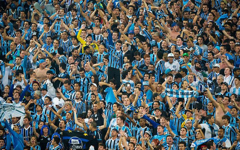 Brésil : Le Grêmio exclu de la coupe pour racisme