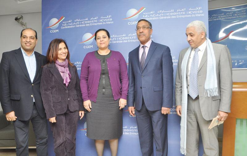 Rencontres du progrès économique et social de la CGEM: Moukharik face au patronat