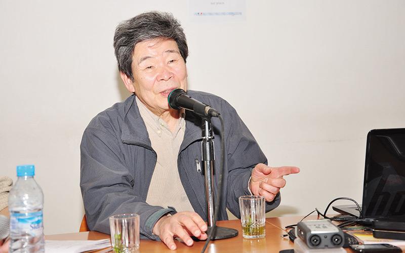 Isao Takahata : «Nous sommes en train de perdre la variété du cinéma d'animation»