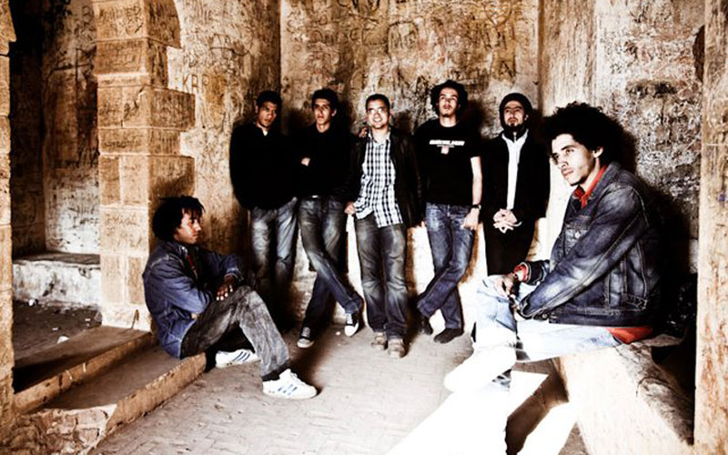 Concert de Wachm'n Hit à Casablanca