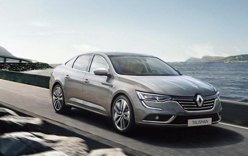 Renault Talisman : Un nom qui portera bonheur !