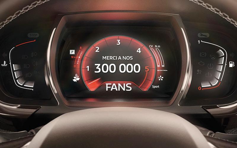 Renault Maroc : La barre des 300.000 fans franchie sur Facebook