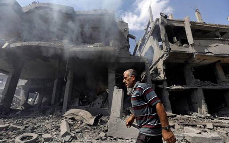 Guerre à Gaza : Les palestiniens dénoncent la démission de l'enquêteur de l'ONU