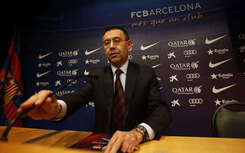 Le président du Barça boycotte le Ballon d'Or