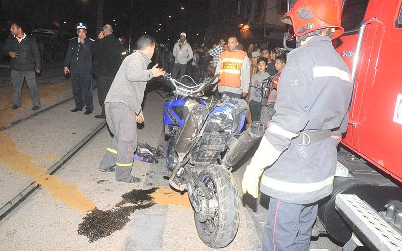 Un mort dans un accident de tramway à Casablanca