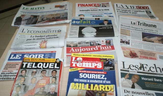Situation de la presse: Tout est rose… ou presque !