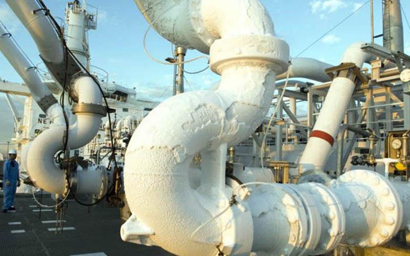 L'introduction du gaz naturel liquéfié mobilisera 4,6 milliards de dollars