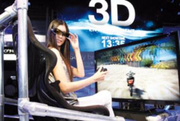 Les téléviseurs 3D entrent en scène