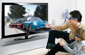 Samsung et Sony inaugurent la ruée vers les télévisions 3D