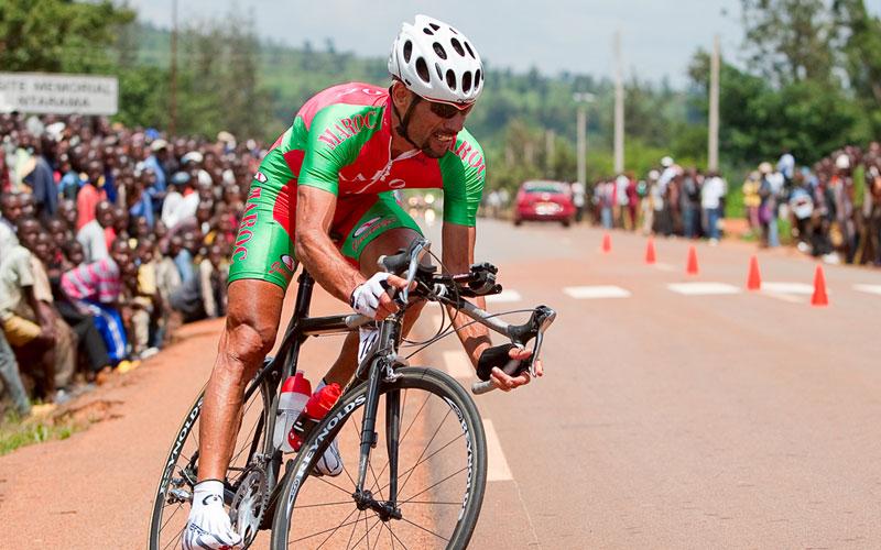 Cyclisme : Le Maroc défend ses chances aux USA