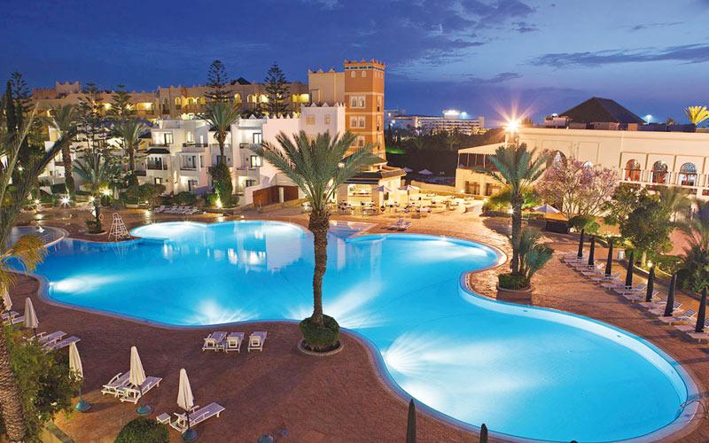 Marrakech et Agadir font perdre au tourisme marocain 64% des nuitées