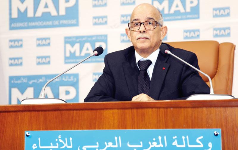 Invité du Forum de la MAP: Biadillah «fait ce qu'il peut» pour que les élus  ne s'absentent plus