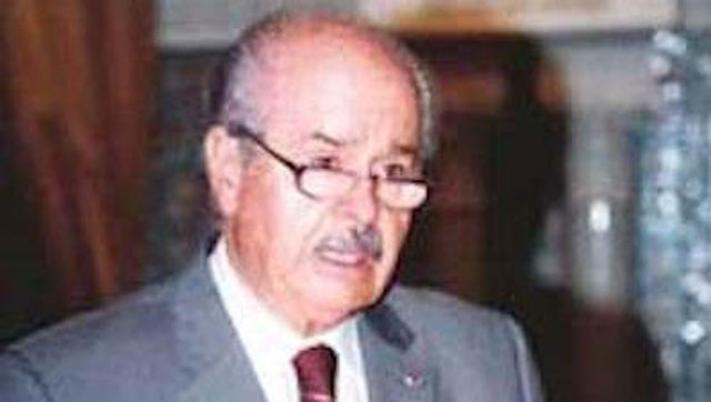 Décès à Rabat du professeur Abdellatif Berbich, secrétaire perpétuel de l'Académie du Royaume du Maroc