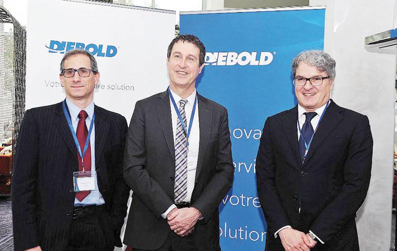 Fabrication et distribution d'automates: Diebold veut accompagner le Maroc en Afrique