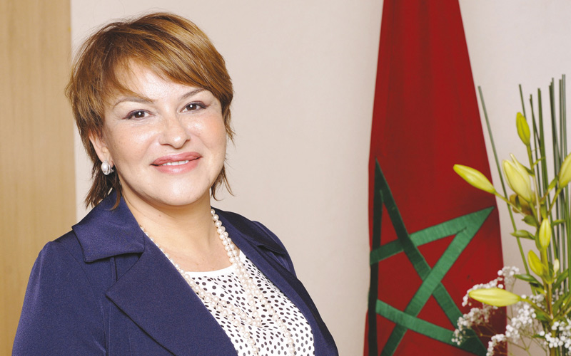 Hakima Elhaité: «Je suis la Choumicha du gouvernement Benkirane!»