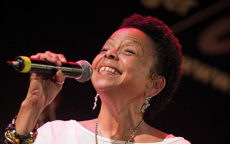 Entretien avec Lillian Boutté Ambassadrice musicale de la Nouvelle-Orléans