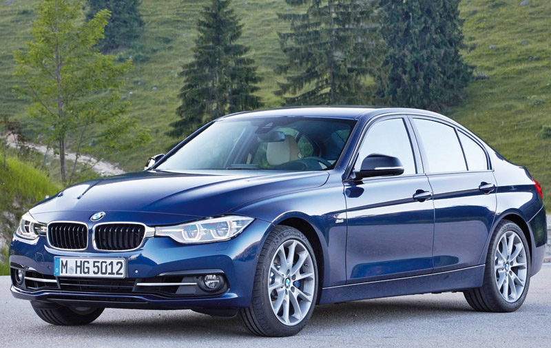 BMW Série 3 : Trois, un chiffre fétiche !